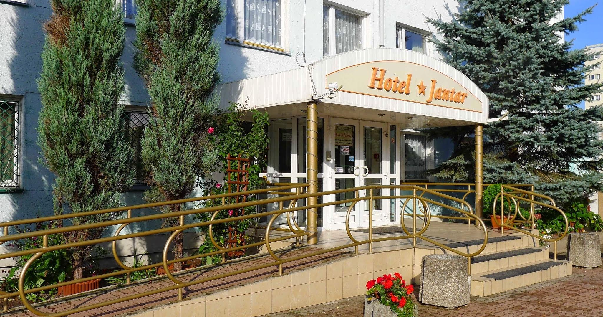 Przewodnik Po Szczecinie Hotel Jantar Szczecin